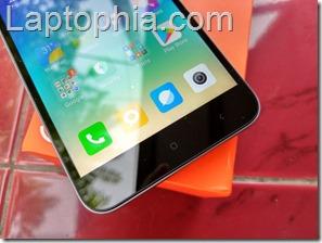 Desain Xiaomi Redmi Note 5A