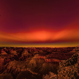 by Cerey Runyon - Landscapes Sunsets & Sunrises