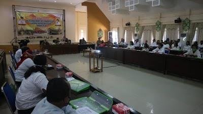 40 Orang Pokdarwis Ikuti Pelatihan Homestay Pondok Wisata