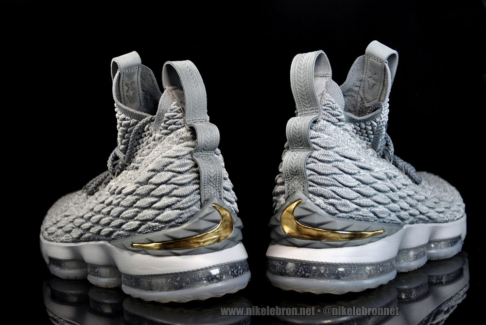 40802eae45b11 ... Nike LeBron 15 City Edition Hides a Secret Message