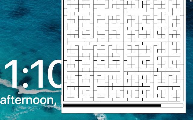 Maze Generator Game