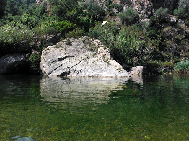 Senderismo - Las pozas entre Ribesalbes y Fanzara
