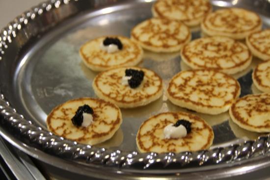 Acadian Sturgeon caviar
