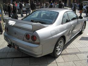 1997 BCNR33 Skyline