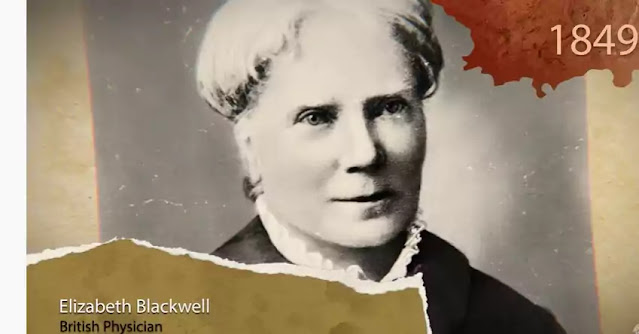 The first female doctors in recorded history