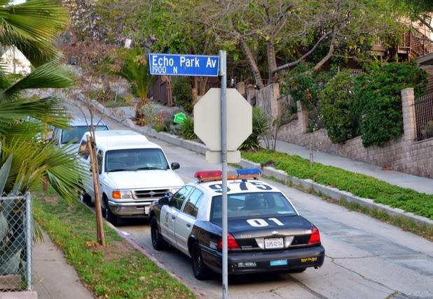 Echo Park, police