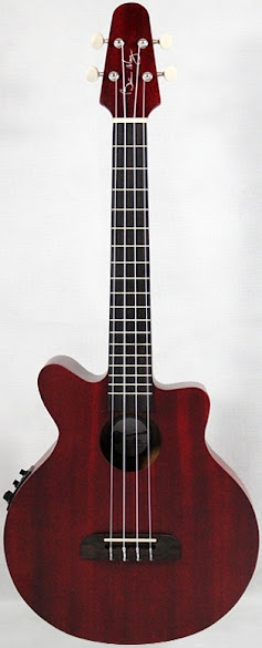 Brian May Guitars Concert Ukulele