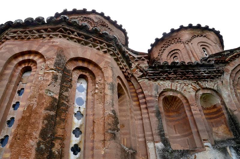 5. Walls and windows. The Monastery of the Most Holy Theotokos Eleusa. XI Century