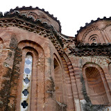 5. Walls and windows. The Monastery of the Most Holy Theotokos Eleusa. XI Century