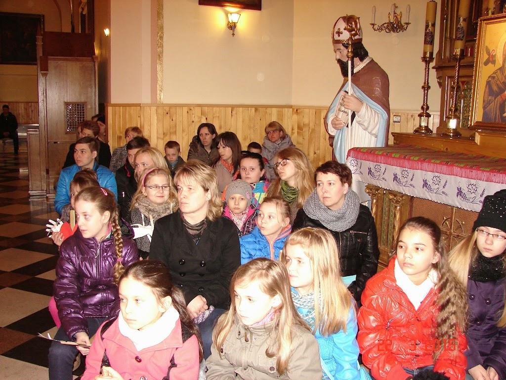 Klecza Dolna, drugi dzień rekolekcji, 22.03.2015 - DSC00489.JPG