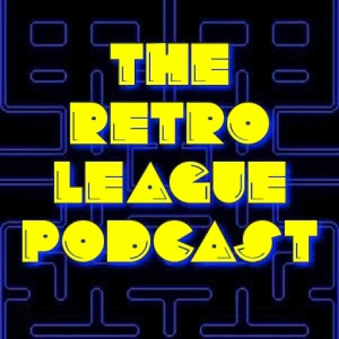 The Podcasts of Retro Gaming: The Retro League