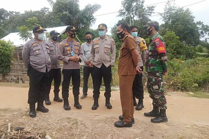 Dirbinmas Polda Aceh Kunjungi Gampong Tangguh Bereh Madat