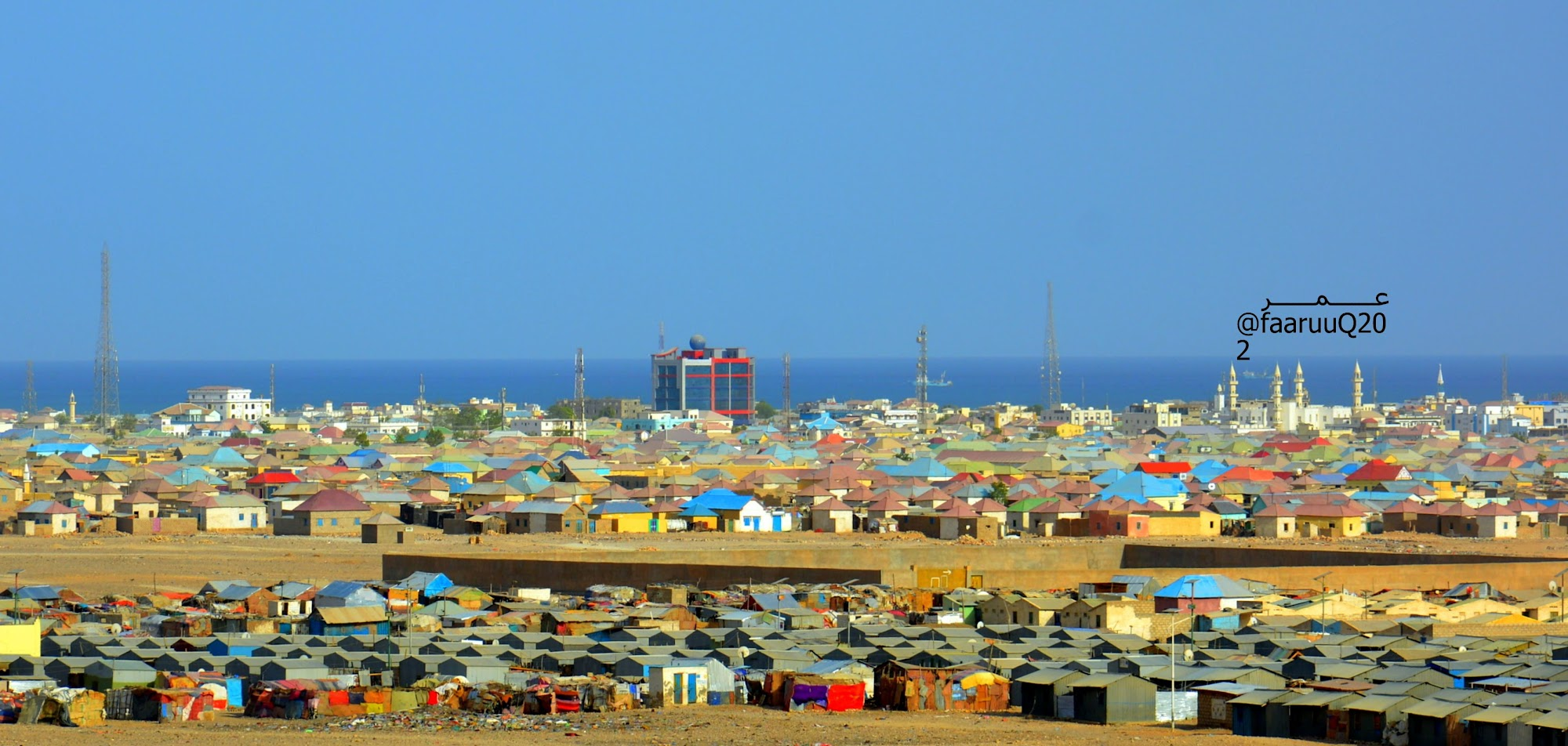 Reisinformatie Somalië