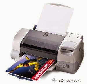 download Epson Stylus Photo 875DC Ink Jet printer's driver