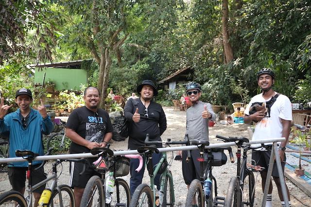 Cyclist community