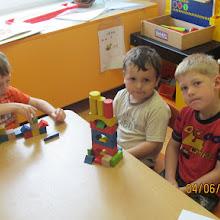 Stavíme ve školce