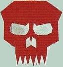 Secret Six skull symbol