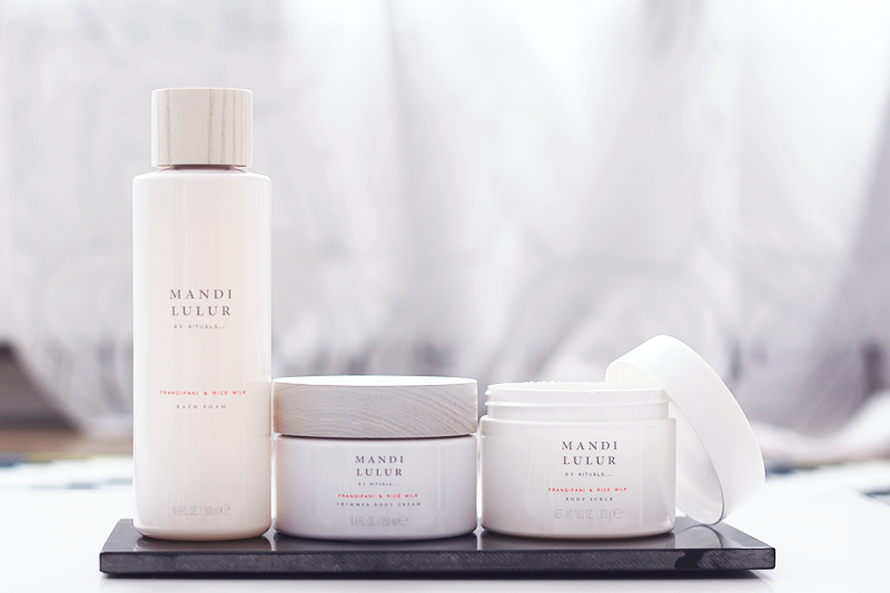 The sunday soak: Rituals' Mandi Lulur