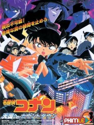 Phim Những Giây Cuối Cùng Tới Thiên Đường - Detective Conan: Countdown To Heaven (2001)