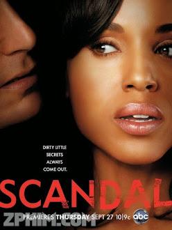 Vụ Bê Bối 1 - Scandal Season 1 (2012) Poster