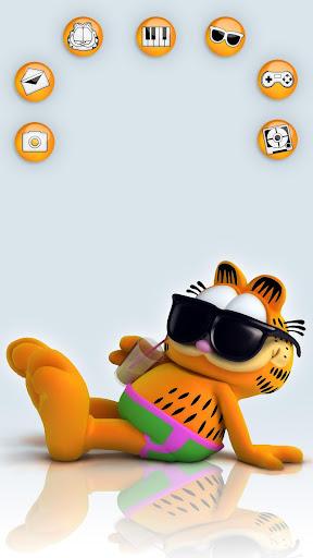 Talking Garfield screenshots 4
