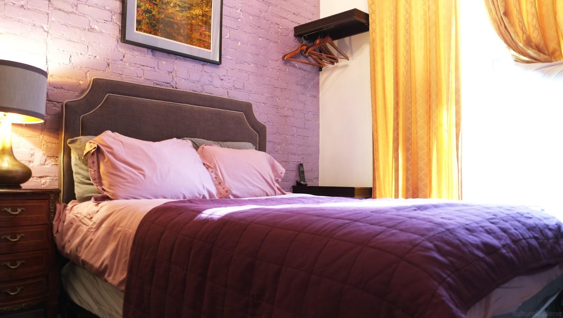 La Maison d'Art bed