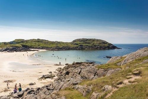 Achmelvich Bay Scotland