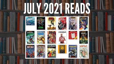 July 2021 Reads