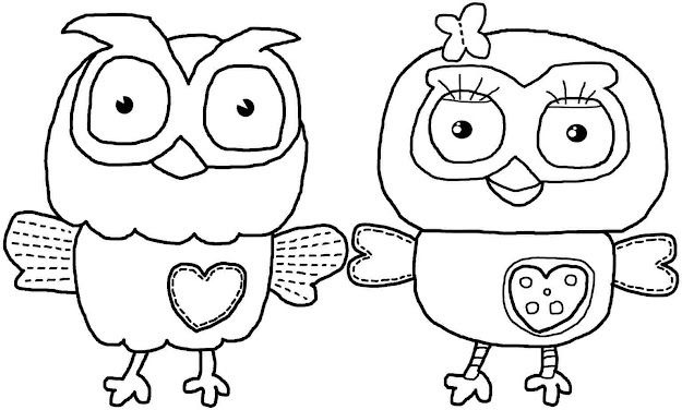 Owl Coloring Pages Owls More Coloring Pages Owl
