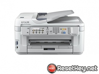 How to reset Epson PX-M5040F printer
