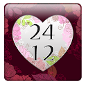 Cute Flowers Gear Fit Clock icon