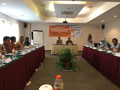 Dukung Kostratani, SMK PPN Banjarbaru Ikuti Pelatihan Drone