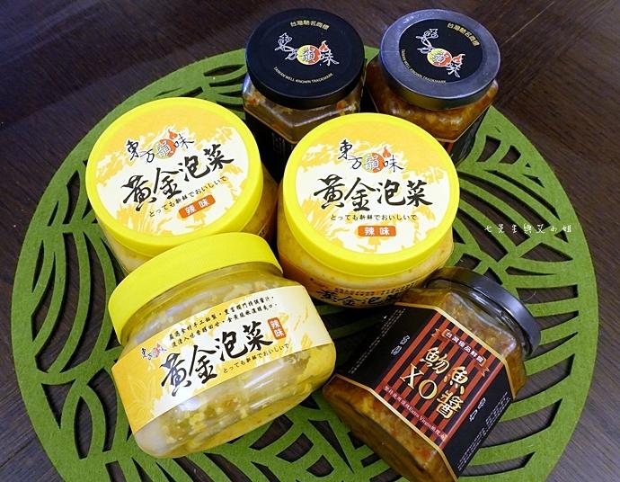 30 東方韻味 黃金泡菜 吻魚XO醬 熱門網購 團購商品