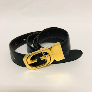 Gucci Vintage Reversible Belt