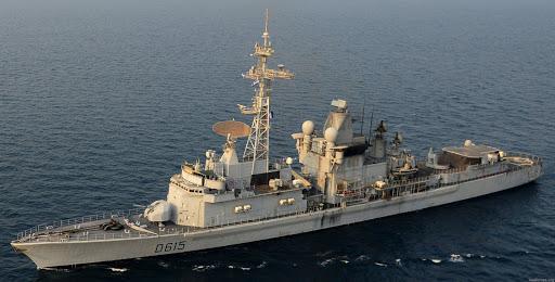 Kapal Fregat Perancis
