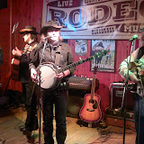 Rodeo koncert a Williamsben 110115