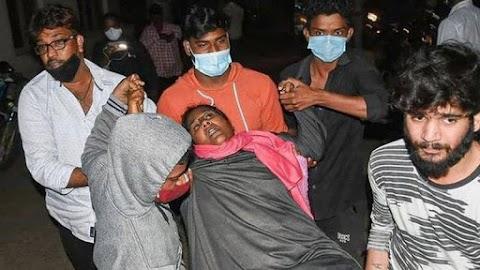 Doença misteriosa deixa centenas de pessoas hospitalizados no sul da Índia
