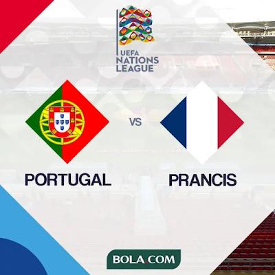 Judi Online Prediksi UEFA Nations League Portugal Vs Prancis: Pertaruhan Status Juara Grup