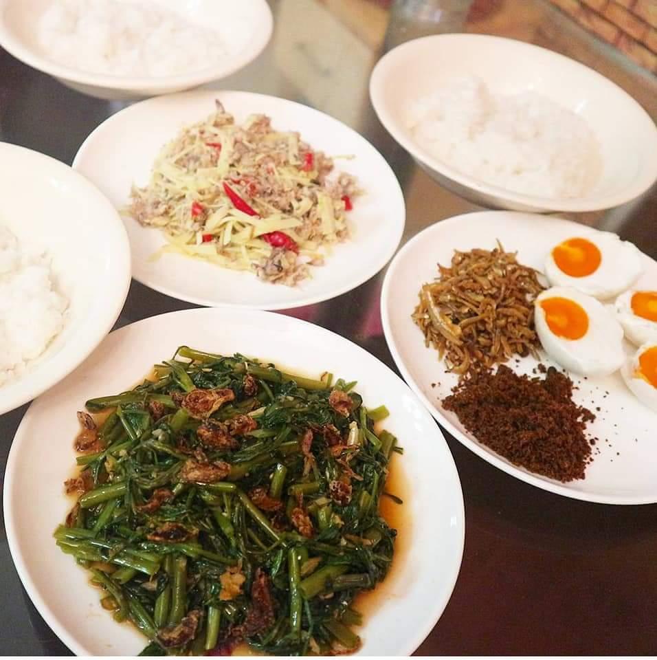 Damia Aleesya, Damia Ayyunie & Daim Muslim: Resepi sambal