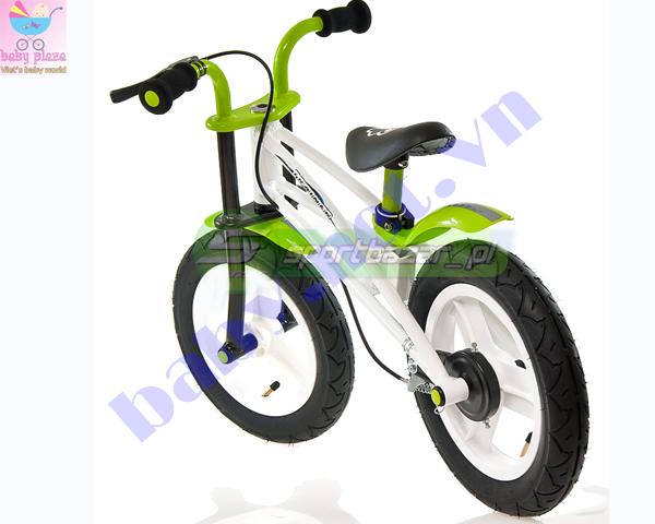 Xe đạp cân bằng JD Bug TC03A Green
