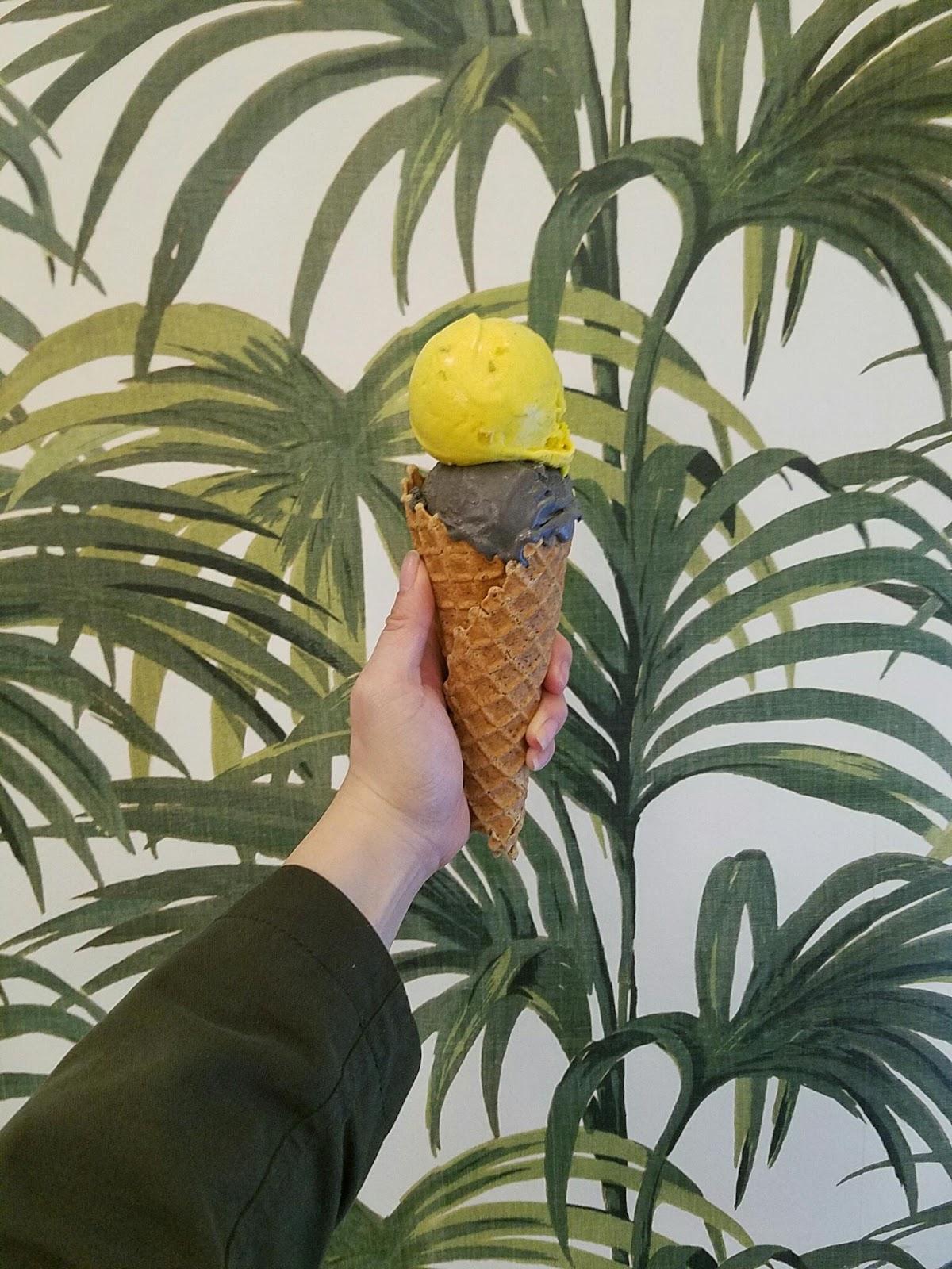 capitol hill seattle ice cream vegan plant based vegetarian