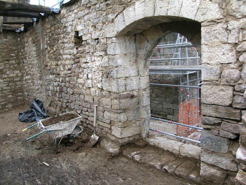 Reconstruccion Torre de Uriz - DSCN8191.JPG