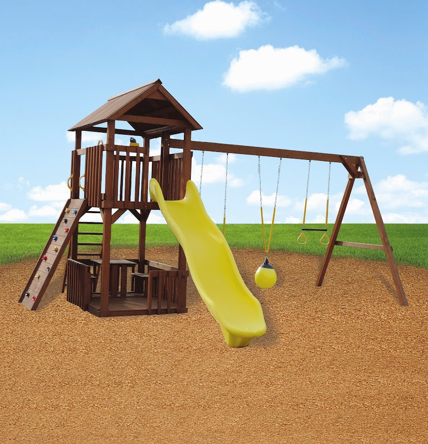 Pleasant View Furniture Playground Sets