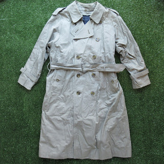 Burberrys' Classic Trench Coat