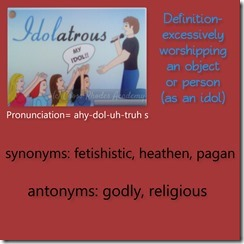 Word of the wk 33