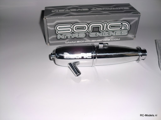 Sonic SO9381 exhaust system for the V.21T