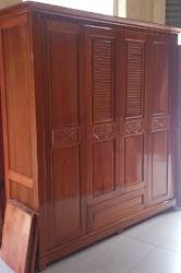 Tủ quần áo gỗ MS-196