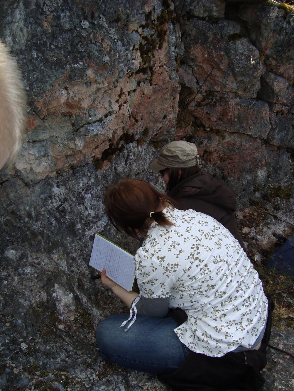 Kallioperägeologian kenttäkurssi kevät -09 - DSC01653.JPG