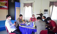 Rapat Koordinasi Pencegahan Konflik Sosial dan Karhutla