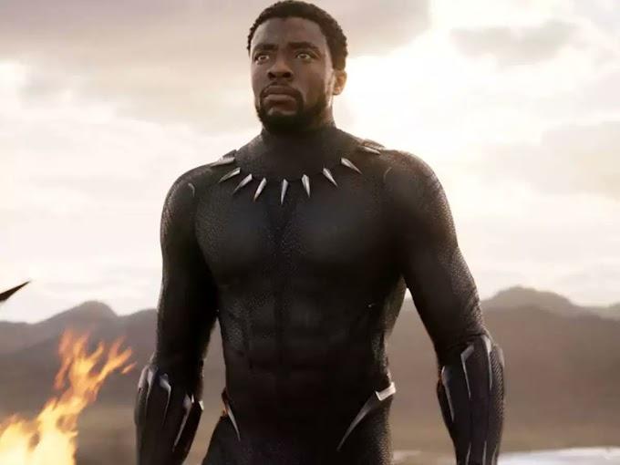 "Ator Chadwick Boseman, de ""Pantera Negra"", morre após batalha contra câncer"